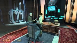 Half-Life 2 _ 10-)  Meeting Dr.Breen