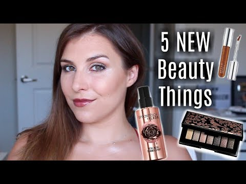 5 New Beauty Products | Bailey B.