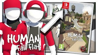 HUMAN FALL FLAT CO-OP EPISODE 1 NINTENDO SWITCH FR