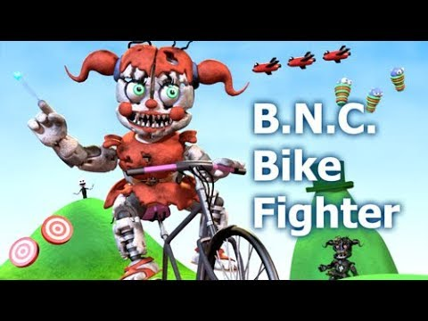 Scott has creado tu esto ? O_O B.N.C BIKER FIGHTER ( FIVE NIGHTS AT FREDDY'S )