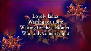 Lovely Ladies (Les Miserables - instrumental)