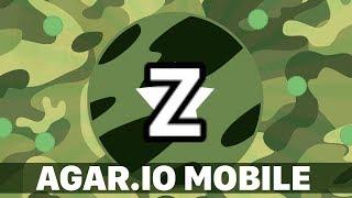 DROPPING SAVAGE CLANS (Agar.io Mobile Gameplay)