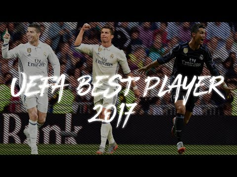 Cristiano Ronaldo - UEFA Best Player in Europe 2017 | Amazing Goals Show