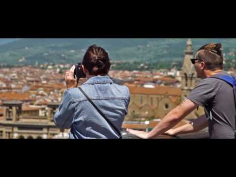 TRAVEL FILM - Though the lens: Florence, Italy