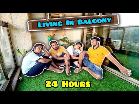 Living In BALCONY