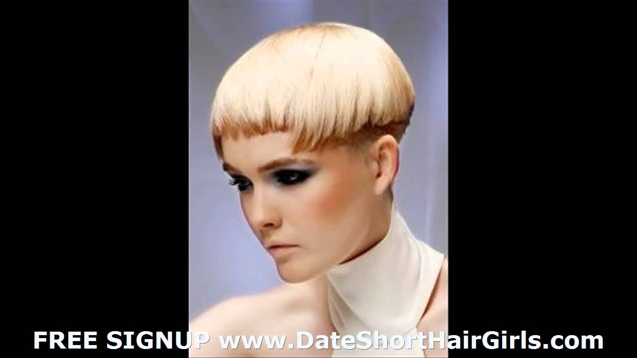 Extreme Haircuts Short Hair Girls Dating Site Extreme Haircuts Youtube