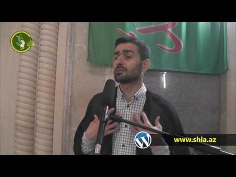 Hacı Samir Ramazan moizesi Ənam suresi