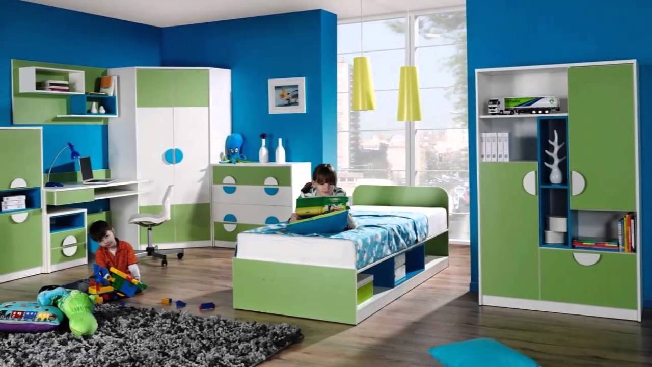 Dormitorios para ni os de 7 a os youtube for Ideas para decorar habitacion nino 10 anos