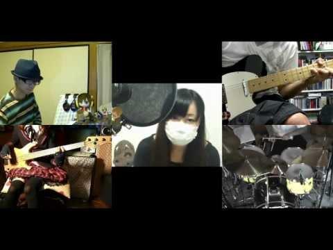 [HD]Tamayura ~More Aggressive~ OP [Hajimari no Umi] Band cover