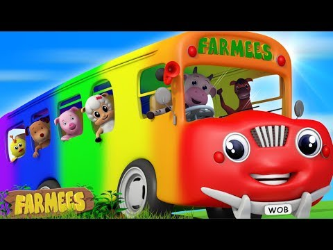 Farmees Nursery Rhymes & Cartoons For Children - Live Stream