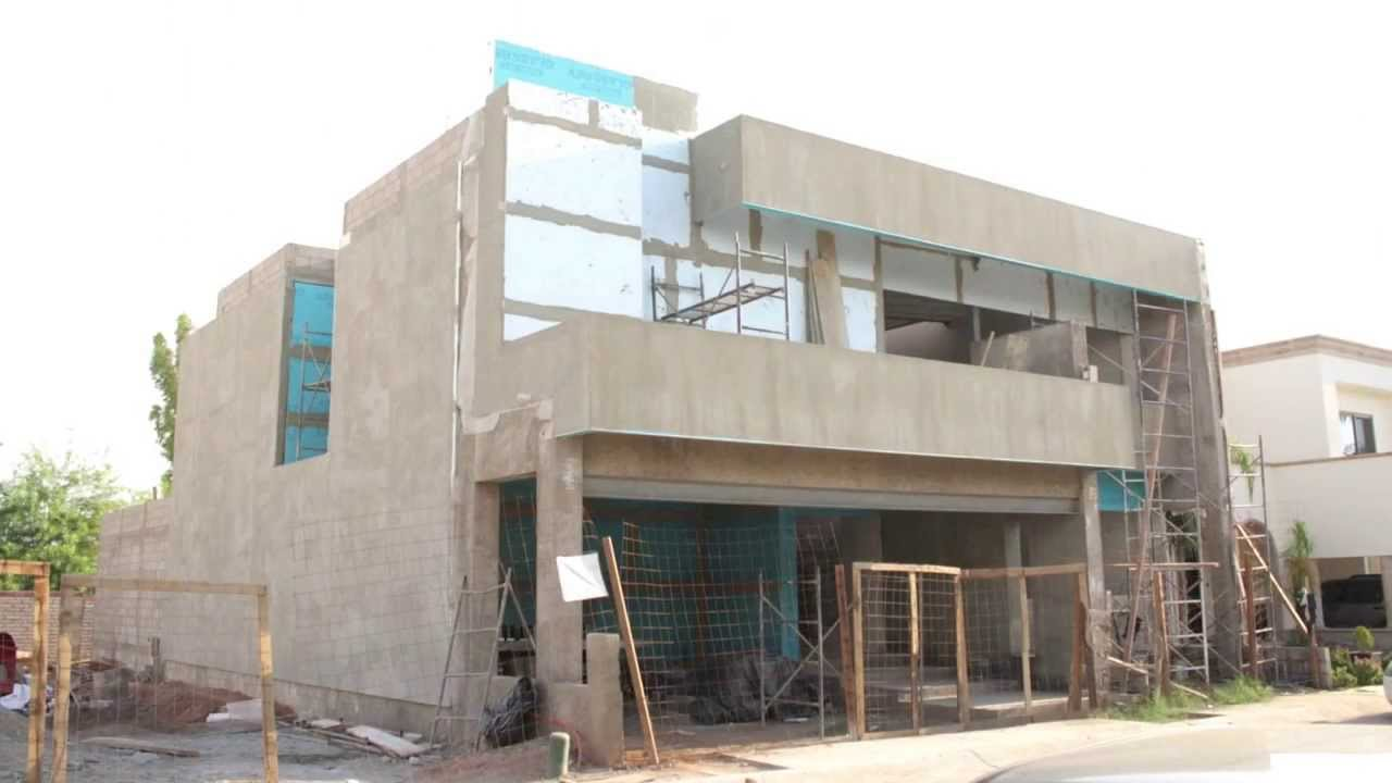 Construcci n residencial con sistema constructivo panel for Construccion de estanques para piscicultura