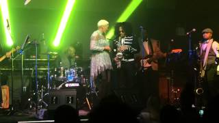Liv Warfield - BlackBird Xtended Jam Featuring NPGHORNZ