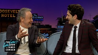 Sonic The Hedgehog Meets Mike Wazowski w/ Billy Crystal & Ben Schwartz