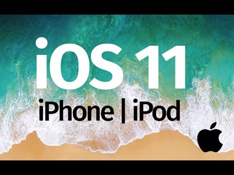 How To Update To IOS 11 - IPod
