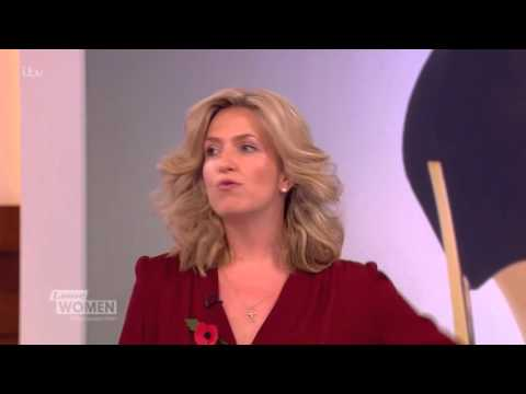 Penny Lancaster And Janet Argue About Heels | Loose Women