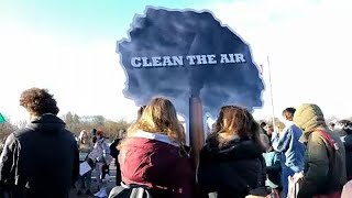 Wie Greta: Schule schwänzen für's Klima