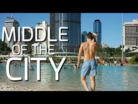 BEACH IN THE CITY ! / Travel to Brisbane, Australia 2018