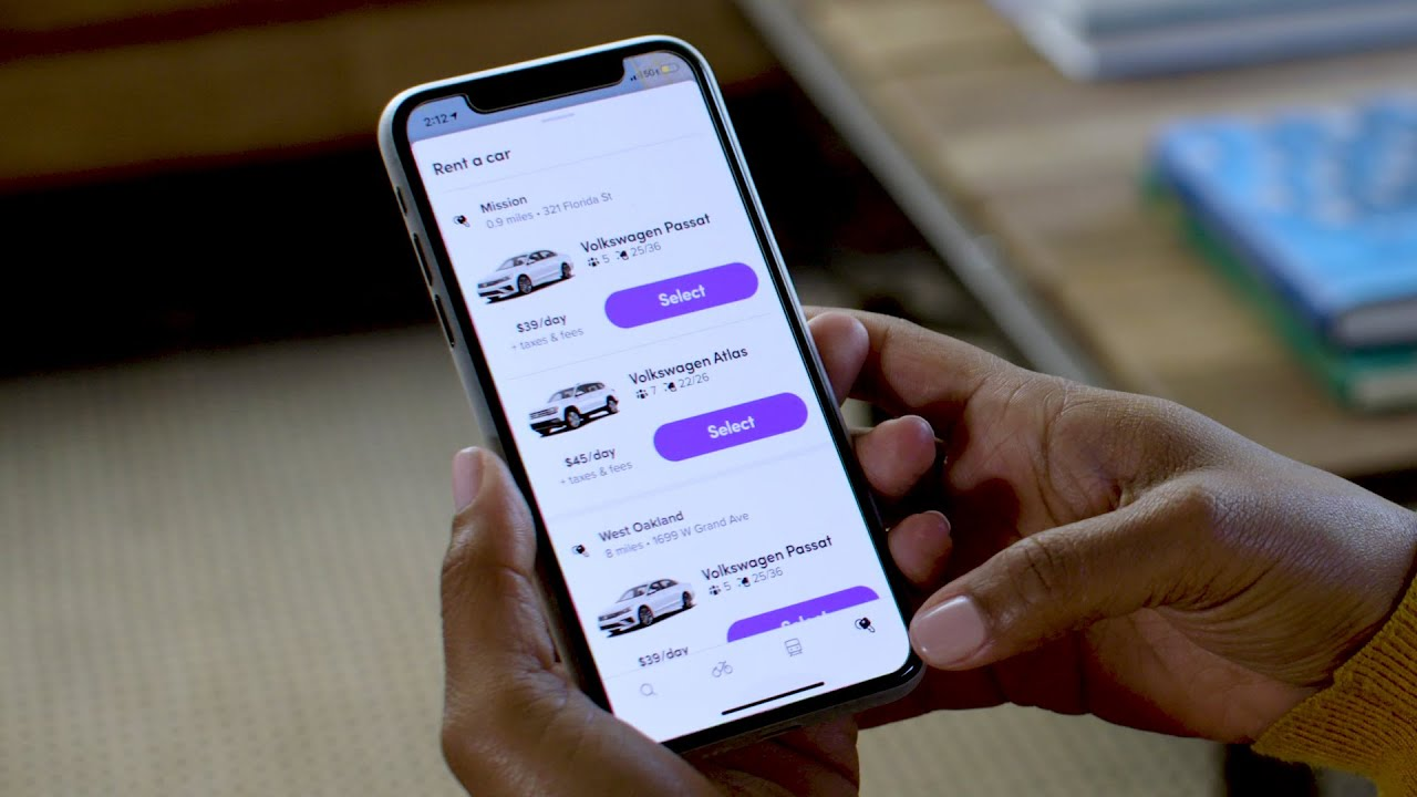 Image result for Lyft's new car rental service offers unlimited miles and pickup credit
