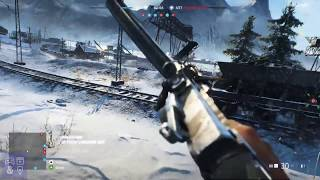 Battlefield V Conquest Gameplay - PC Alpha Test Footage