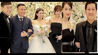 Trực Tiếp : Trấn Thành , Trường Giang Nhã Phương , Hari won , Và dàn sao dự đám cưới