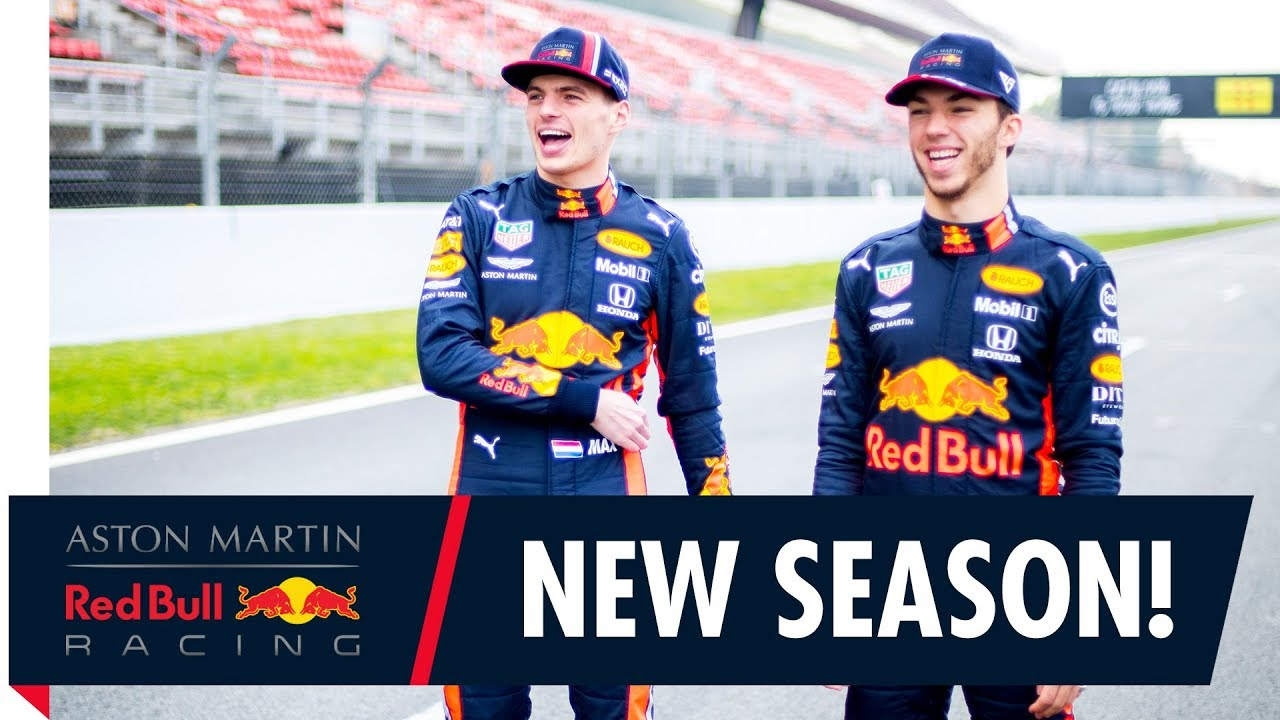 F1 2019 New Season New Rules New Drivers New
