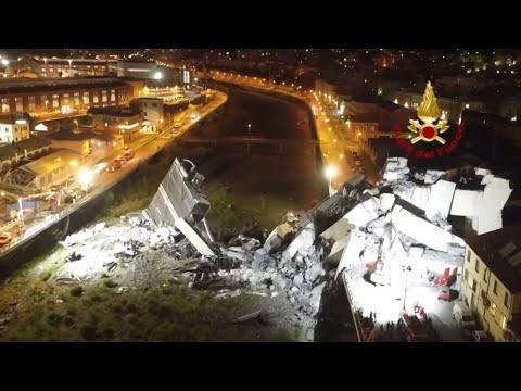 Continúan os labores de rescate tras a traxedia da ponte en Xénova