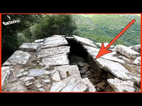 Ancient Greek 'Dragon Houses' Continue To Baffle The Experts To This Day
