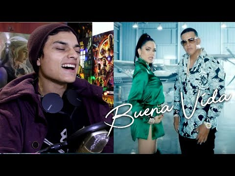 Natti Natasha & Daddy Yankee - Buena Vida (Video Oficial) La Piloto 2 Reaccion