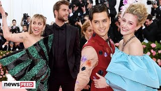 Kylie Travis Riverdale Couples And More SIZZLE At MET Gala 2019