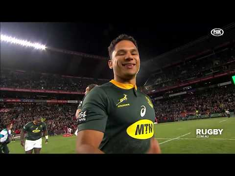 The Rugby Championship 2019: South Africa vs Wallabies