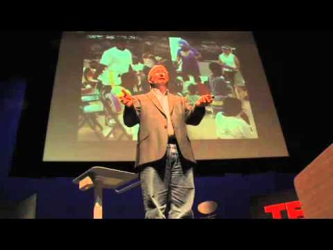 TEDxSanAntonio - Graham Weston - Creating Workplace Cultures, Energy of Inspired Employees
