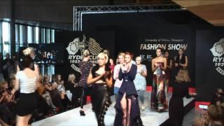 Ryder Cup 2010 Fashion Show - Wales Millennium Centre