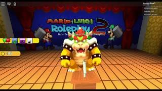 MY RETURN | Super Mario RP 2 | Roblox