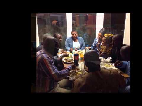 Afro Melody Band - Ifesowapo Social Club Stuttgart, end of the year party 2014 part 1