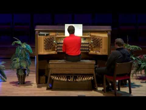 Nathaniel Brown's Farewell Recital