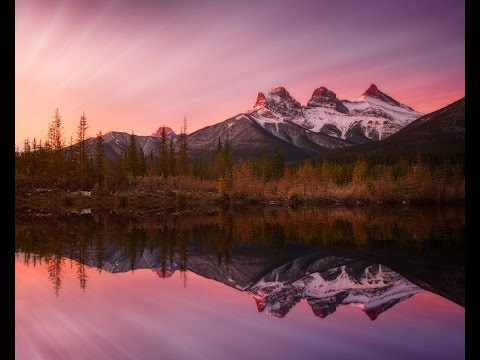 Dynamic and Creative Landscape Photography in Minutes, with Alister Benn