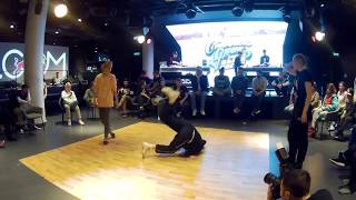 Смачный джем l B-girl battle 1/4 Smiley vs Polyana vs Nastya Nine