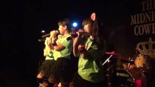T☆Tイレブン「秘密の花園ライブ」です。 最初の1曲は撮れていません。