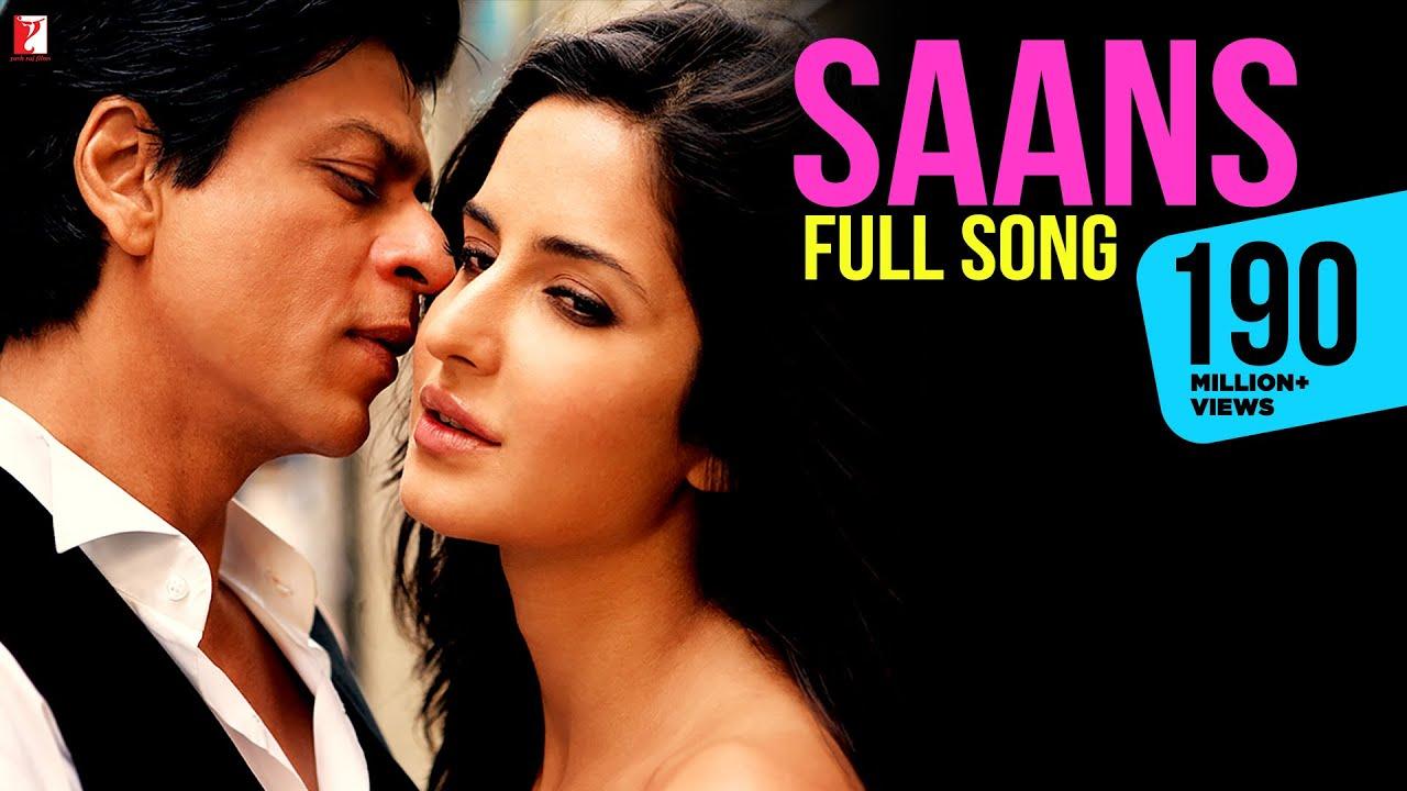 Download Saans Full Song | Jab Tak Hai Jaan | Shah Rukh Khan, Katrina Kaif, A R Rahman, Gulzar, Shreya, Mohit