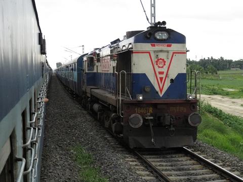 Kolkata to Guwahati Full Journey Compilation - Kanchanjungha Express thumbnail