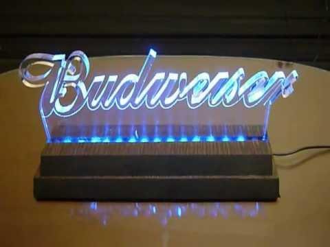 Iluminacion led decorativa para fiestas y publicidad youtube - Iluminacion led decorativa ...