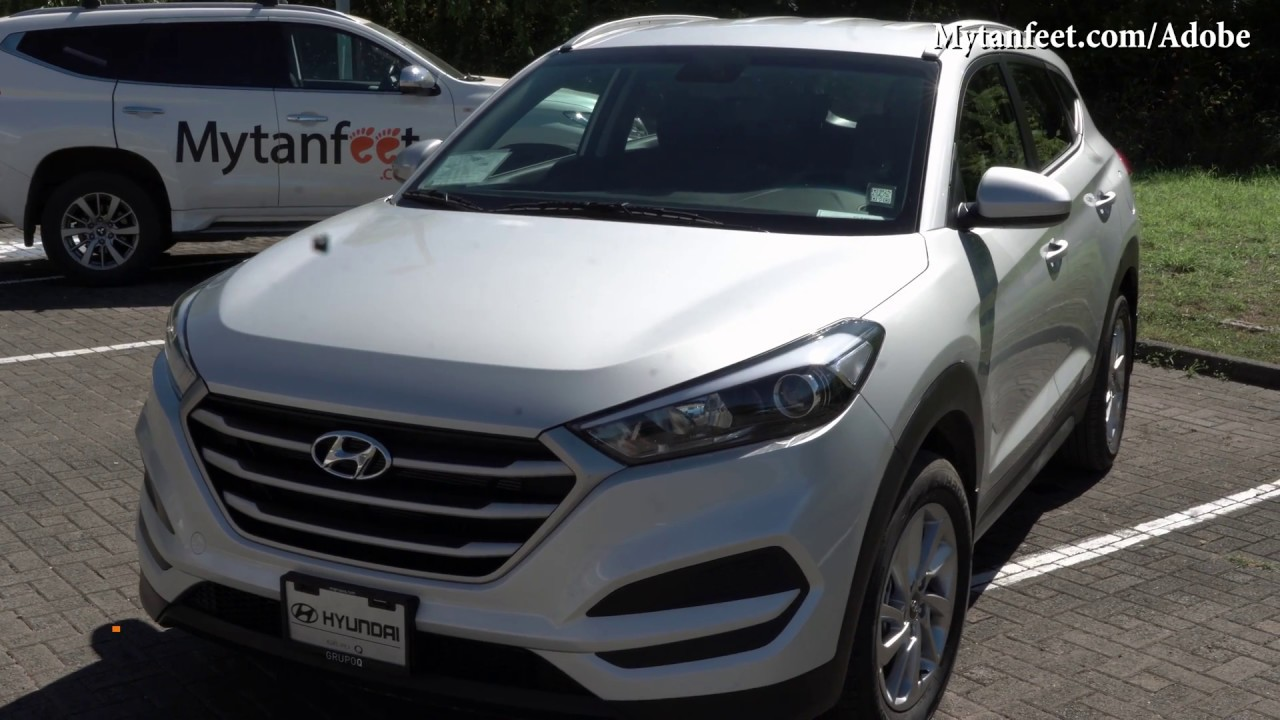 Costa Rica Rent A Car Mid Size Suv Hyundai Tucson Youtube