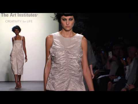 Full Runway Show | New York Fashion Week | Art Institutes | Spring 2016