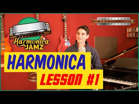 Harmonica Lesson #1: 4 Tips for a Full, Confident Sound