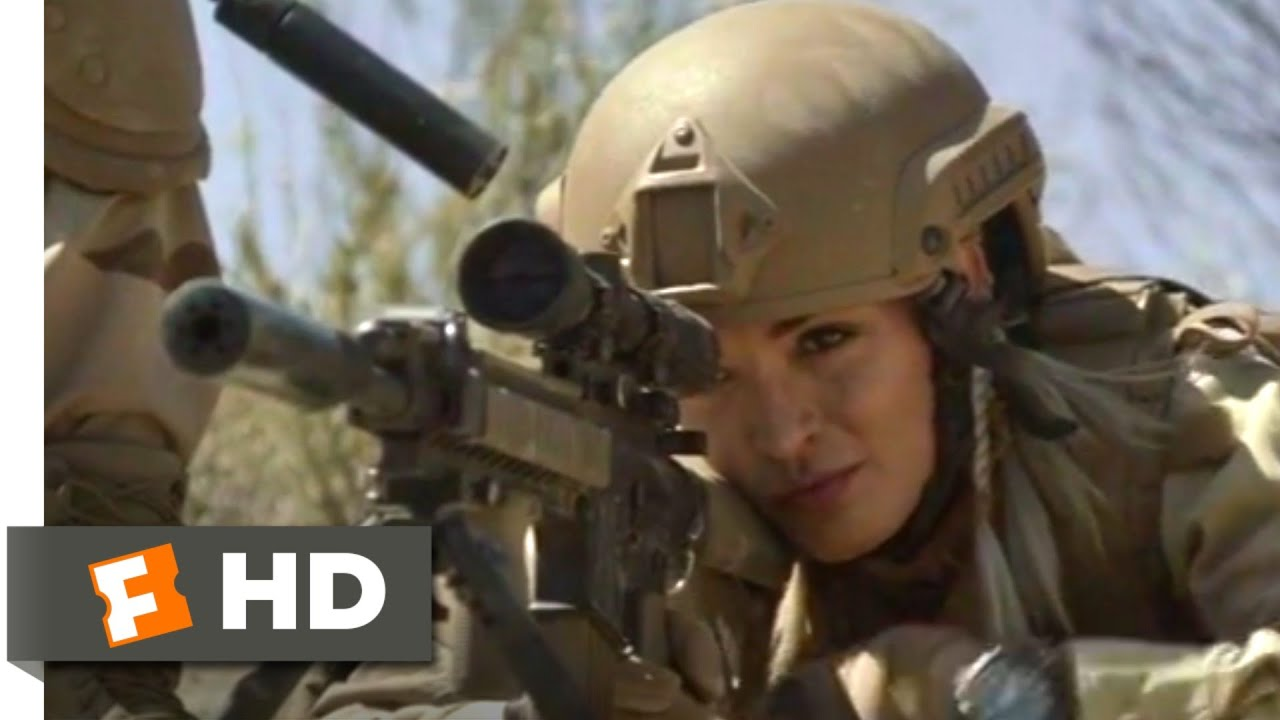 Download Rogue Warfare: Death of a Nation (2020) - Sniper Support Scene (4/10) | Movieclips