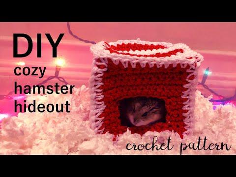 Hamster Amigurumi Crochet Pattern – Snacksies Handicraft | 360x480