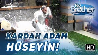 Kardan Adam Hüseyin!