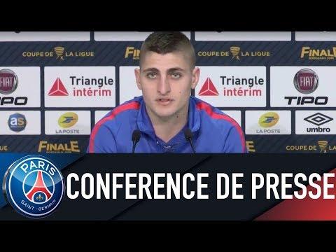 Paris Saint-Germain PRESS CONFERENCE PARIS SAINT-GERMAIN vs AS MONACO