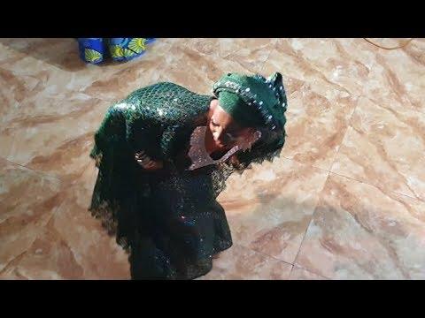 Check Out Iyawo Paso Dance Move That Got Everyone Talking At Her Movie Premiere Aminat Omo Dangote