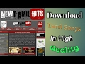 How to Download தமிழ் Songs in high quality